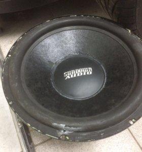"""Продам sundown audio 15"""""""