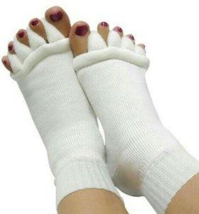 Носочки для педикюра (новые)