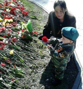 Детский Военный костюмчик