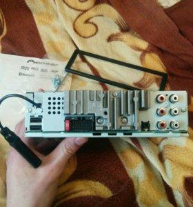 1din магнитола pioneer 9650