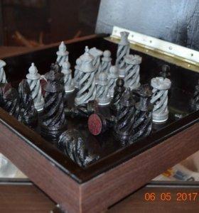 Шахматы эксклюзивные,ручной работы
