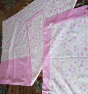 Продам одеяло и постельный комплект