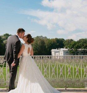 Свадебное платье Агния