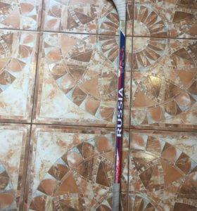 Клюшка хоккейная. Правый хват