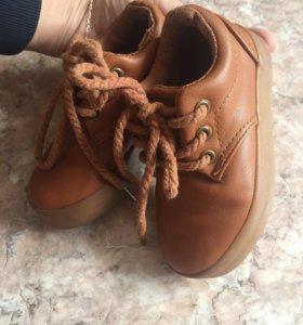 Ботинки р20