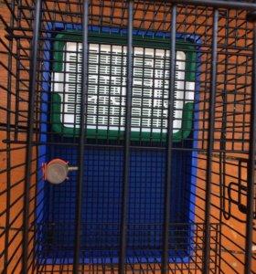 Клетка для хорька или других грызунов