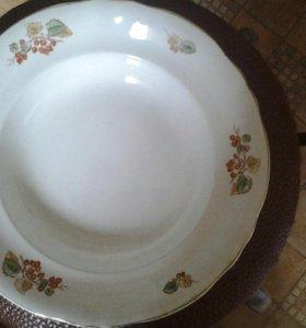 Тарелки суповые конаково