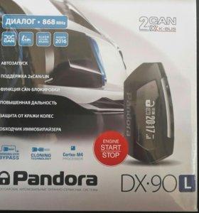 Автосигнализация Pandora DX90L