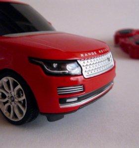 Радиоуправляемая машинка. Range Rover.