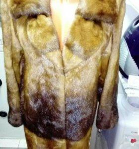 Шуба норковая Machi Furs