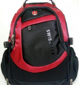 Рюкзак swissgear 8856 красный 40 литров