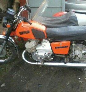 Мотоцикл иж- юпитер