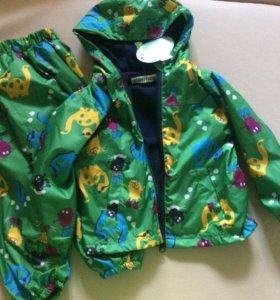 Непромокаемый детский костюм