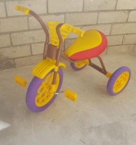 Велосипед детский ЗУБРЁНОК