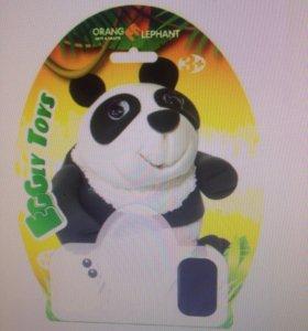 "Набор шарикового пластилина ""Панда"""