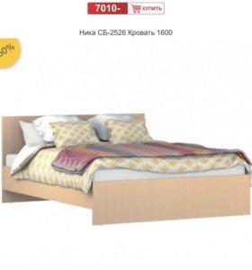 Кровать Столплит новая