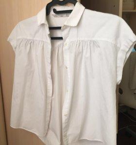 Рубашка Zara trf