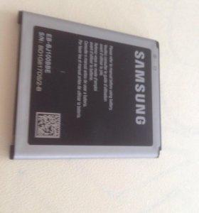 Продам батарею от Sumsung galaxy j1