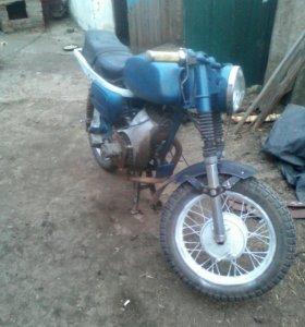 Мотоцикл(самоделка)