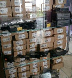 Зарядные устройства, аккумуляторы для ноутбуков