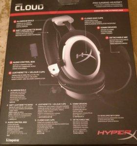Kingston HyperX Cloud