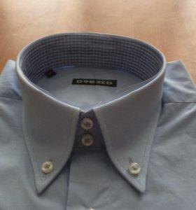 Рубашка мужская,новая.Размер 46-48