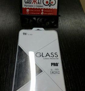 Защитное стекло на Xiaomi Mi 4