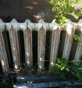 радиатор отопления (чугунный)