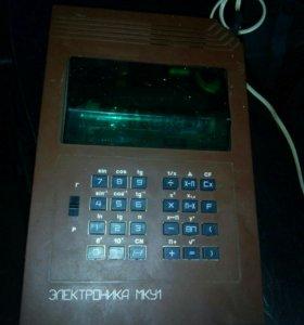 Микрокалькулятор Электроника.