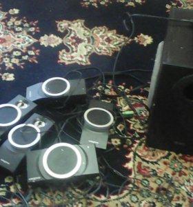 Аудиосистема 5.1 Creative t6100