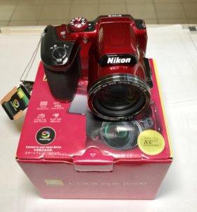 Nikon coolpix B500 новый рст два года гаранти