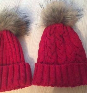 Новые шапочки , можно маме можно деткам