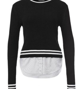 Джемпер пуловер кофта Topshop