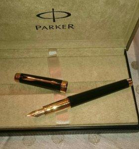 Перьевая ручка Parker Premier Black CT, S0887810