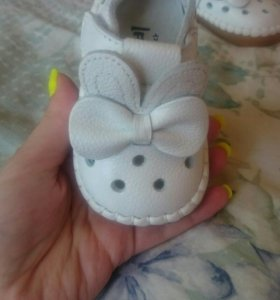 Новая детская обувь