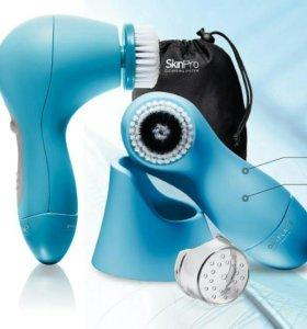 Новый очищающий аппарат для кожи лица/шеи SkinРro