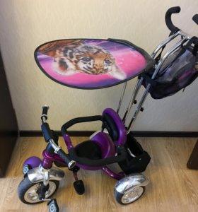 Трехколёсный велосипед Capella