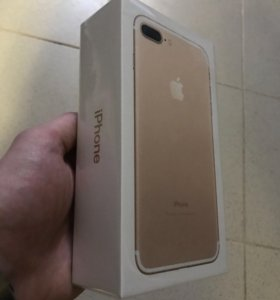 iPhone 7 Plus, 32GB, Gold