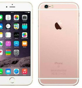 Iphone 6 Rose 16/64/128gb original🍏