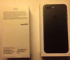 iPhone 7 Plus, 128GB, Black