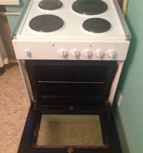 Электрическая плита Indesit БУ (Италия)