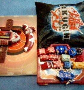Набор Bakugan (игрушки, коллекция) + подарки