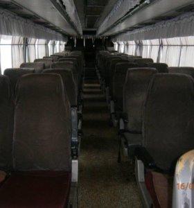 Пассажирские сиденья класса ТУРИСТ