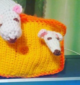 Ручное вязание на заказ))
