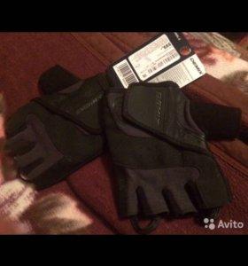 Перчатки Demix для фитнеса и велосипеда