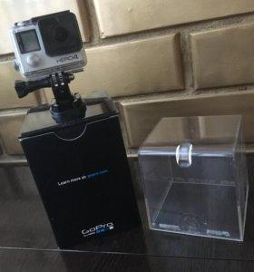 GoPro Hero 4 Silver + SD карта 32 GB