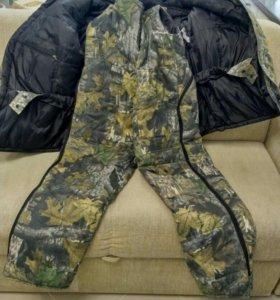 Зимний костюм для рыбалки и охоты СИРИУС