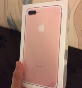 iPhone 7 Plus, 32 GB, Rose Gold