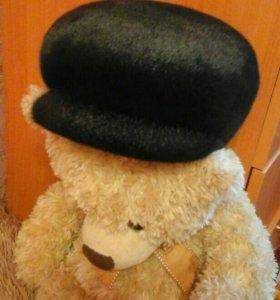 Новая шапка из нерпы