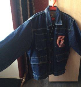 Джинсовая куртка Ruff Ryder's
